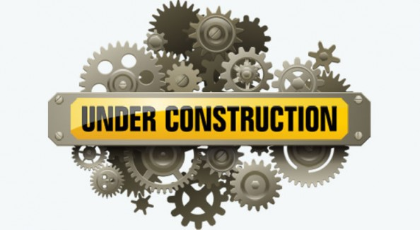 how to make a website under construction page in wordpress